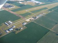 Shelbyville Municipal Airport (GEZ) - Looking NW - by Bob Simmermon