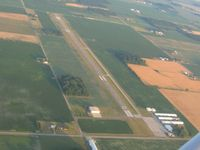 Darke County Airport (VES) - Looking west - by Bob Simmermon