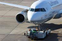 Tegel International Airport (closing in 2011), Berlin Germany (EDDT) - It´s push back time again!!! - by Holger Zengler