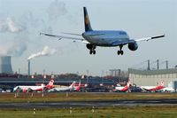 Tegel International Airport (closing in 2011), Berlin Germany (EDDT) - Inbound traffic on rwy 26L.... - by Holger Zengler