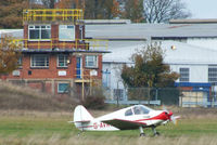 Hucknall Airfield - Hucknall Airfield, Derbyshire - by Chris Hall