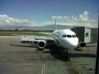 Port-au-Prince International Airport (Toussaint Louverture Int'l), Port-au-Prince Haiti (MTPP) - Boarding at Air France Aircraft at the Toussaint Louverture International Airport of Port-au-Prince - by Jonas Laurince