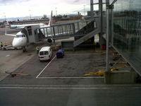 Oslo Airport, Gardermoen, Gardermoen (near Oslo), Akershus Norway (ENGM) - Boarding from Oslo Gardermoen Airport to Paris Roissy Charles de Gaulle Airport - by Jonas Laurince