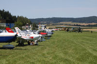 LOAB Airport - overview Dobersberg Airshow 2012 - by Loetsch Andreas