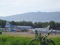 Port-au-Prince International Airport (Toussaint Louverture Int'l), Port-au-Prince Haiti (MTPP) - Aircrafts at the Guy Malary regional flights Terminal, at Toussaint Louverture International Airport of Port-au-Prince  - by Jonas Laurince