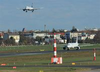 Tegel International Airport (closing in 2011), Berlin Germany (EDDT) - Inbound outbound on runways 26...... - by Holger Zengler