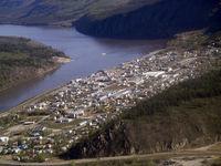 Dawson City Airport - Dawson City Yukon - by Tim Kalushka