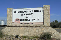 Big Spring Mc Mahon-wrinkle Airport (BPG) - Big Spring, Tx - The former Webb Air Force Base - by Zane Adams