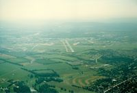 Lehigh Valley International Airport (ABE) - Lehigh Valley International Airport, Allentown, PA - by scotch-canadian