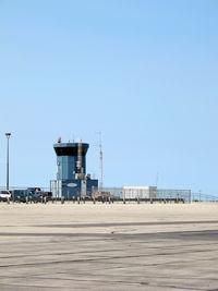 Churchill Airport, Churchill, Manitoba Canada (CYYQ) - Flight Service Station - by Tim Kalushka