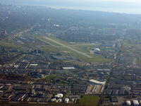 Toronto/Downsview Airport (Downsview Airport), Toronto, Ontario Canada (CYZD) - Taken from A 340-600 D-AIHI - by Micha Lueck
