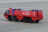 Tegel International Airport (closing in 2011), Berlin Germany (EDDT) - At Tegel - by Micha Lueck