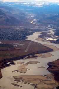 Kamloops Airport - Kamloops, taken from C-GONW (YKA-YVR) - by Micha Lueck