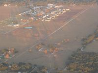 Montgomery's Flying M Ranch Airport (FD49) - Looking NE at dusk - by Bob Simmermon