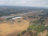 Jumbolair-greystone Airport (17FL) - Looking NW - by Bob Simmermon