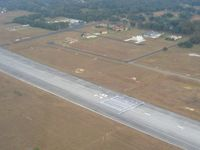 Jumbolair-greystone Airport (17FL) - Looking NE toward the residentials. - by Bob Simmermon