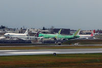 Snohomish County (paine Fld) Airport (PAE) - The mighty B747 is very much alive! - by Micha Lueck