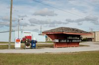 Bartow Municipal Airport (BOW) - Mail Box area at Bartow Municipal Airport, Bartow, FL   - by scotch-canadian