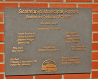 Scottsboro Muni-word Field Airport (4A6) - Who did what... - by Wilfried_Broemmelmeyer