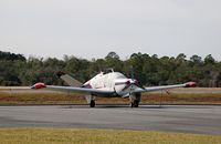 Leesburg International Airport (LEE) - Beechcraft Bonanza at Leesburg International Airport, Leesburg, FL  - by scotch-canadian