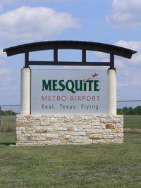Mesquite Metro Airport (HQZ) - Mesquite, Texas - by Zane Adams