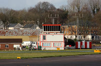 Bristol Filton Airport - The ATC at Filton 45 minutes before the airfield closed for good. Over the next few years the site will become a housing estate and retail park. Thankfully a small piece of history will remain when a museum is opened on site to show off the last Concorde  - by Kev Slade