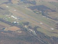 Greater Portsmouth Regional Airport (PMH) - Looking NE - by Bob Simmermon