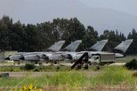 Decimomannu Air Force Base - Italians sharks ! - by BTT