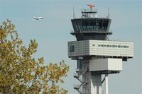 Leipzig/Halle Airport, Leipzig/Halle Germany (EDDP) - Outbound traffic is leaving LEJ via rwy 08L escorted by tower´s voice Change frequency to 126.175..... - by Holger Zengler