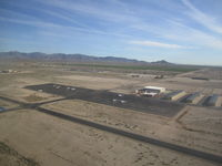 Buckeye Municipal Airport (BXK) - Take off from runway 17 on a OAA PA28 - by Michael Tsikalakis
