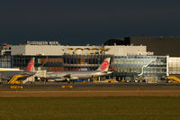 Vienna International Airport, Vienna Austria (VIE) - Vienna International Airport - by Chris Jilli