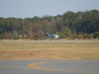 Wayne Executive Jetport Airport (GWW) - Takeoff roll - by George Zimmerman