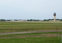 South Bend Airport (SBN) - didn't see a lot of traffic when I visited the area - by olivier Cortot