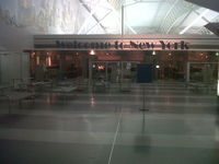 John F Kennedy International Airport (JFK) - Welcome to New York City at the JFK - by Jonas Laurince