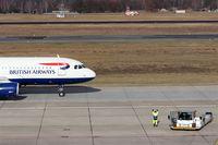 Tegel International Airport (closing in 2011), Berlin Germany (EDDT) - Waving good bye..... - by Holger Zengler
