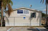 La Belle Municipal Airport (X14) - Tampa General Hospital Aeromed Facility at La Belle Municipal Airport, La Belle, FL  - by scotch-canadian