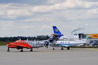 Leipzig/Halle Airport, Leipzig/Halle Germany (EDDP) - On GAT...... - by Holger Zengler
