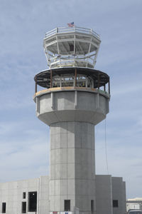 Fort Lauderdale Executive Airport (FXE) - The new ATC tower under construction, after 40 years of having the same ATC tower - by Bruce H. Solov