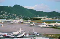 Princess Juliana International Airport, Philipsburg, Sint Maarten Netherlands Antilles (TNCM) - TNCM - by Daniel Jef