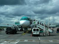 Dublin International Airport - Aer Lingus from Madrid - by Jean Goubet-FRENCHSKY