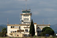 Hyères Le Palyvestre Airport - Tower of the Naval Air Station - by BTT