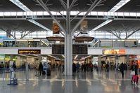 Stuttgart Echterdingen Airport, Stuttgart Germany (EDDS) - Impressions of Terminal 1 and 2.... - by Holger Zengler