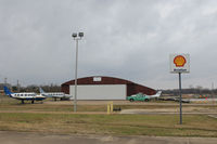 John Bell Williams Airport (JVW) - Hangar at Williams Airport - Raymond, MS - by Zane Adams