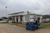 John Bell Williams Airport (JVW) - Terminal building at Williams Airport - Raymond, MS - by Zane Adams
