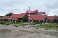 Tjilik Riwut Airport (Panarung Airport), Palangkaraya, Central Kalimantan Indonesia (WRBP) photo