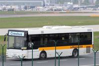 Frankfurt International Airport, Frankfurt am Main Germany (EDDF) - Crewbus on duty...... - by Holger Zengler