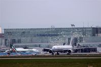 Frankfurt International Airport, Frankfurt am Main Germany (EDDF) - Seems to be quiet quietly at the moment..... - by Holger Zengler