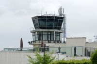 Antwerp International Airport - Controltower. - by Robert Roggeman