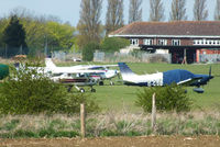 RAF Henlow - some of the civilian residents at RAF Henlow - by Chris Hall