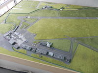 Antwerp International Airport, Antwerp / Deurne, Belgium Belgium (EBAW) - Display - layout of Deurne - Antwerp Int'l airport - by Henk Geerlings
